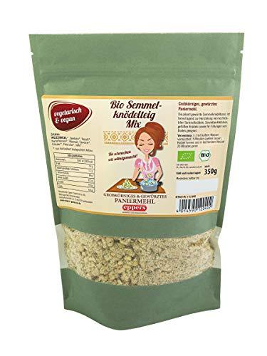 Eppers Bio Semmelknödelteig-Mix | Paniermehl zur Herstellung von Semmelknödeln