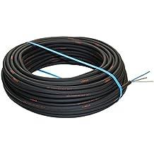 LINEAX KABEL H07RN-F 3x1,5 mm² (3G1,5) bis 3x2,5 mm² (3G2,5) Baustellenkabel, Industriekabel geeignet für den Außenbereich 5-50m (3G2,5; 25m)