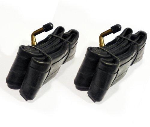 Chambres à Air Sunchase 2 x 25.4cm Landau / Poussette de 1,75 à 2,125 avec Bent Valve