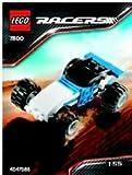LEGO Racers: Off Road Racer Set 7800 (Bagged)