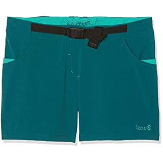 Izas Men's Kea Outdoor Short Strecht Pant, Dark Aqua/Ceramic, Large