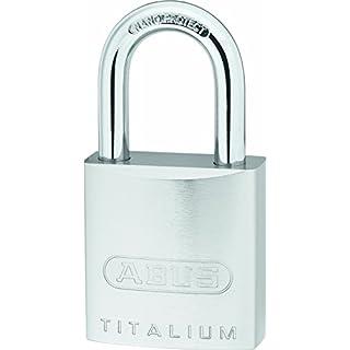 ABUS KG 58500 Padlock, Gray, 55 mm