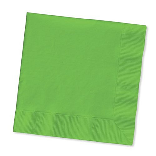mega-packs-of-50-table-napkins-in-18-cool-colours-free-uk-postage-lime-green