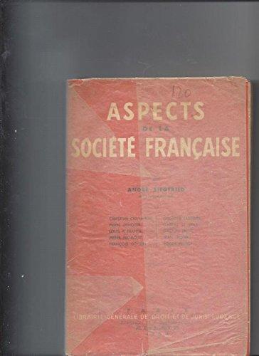aspects-de-la-societe-francaise