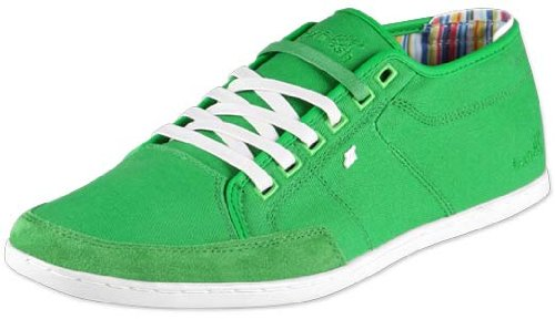 Boxfresh Sparko Wxd Canvas Green Vert