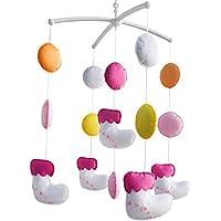 Baby Boy & Girl Bettwäsche Rattle Toy, [Bunte Hanging Toys] Baby Geschenk preisvergleich bei kleinkindspielzeugpreise.eu
