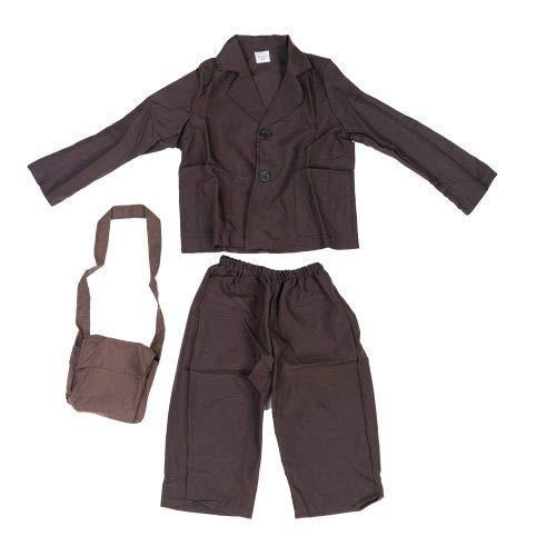Bodysocks® Kinderkostüm für Evakuierte aus der Kriegszeit (Bombe Anzug Kostüm)