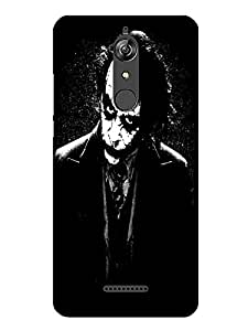 Printed Back Cover For Micromax Canvas Infinity Back Cover by Treecase