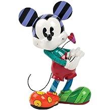 Disney Britto Figur Mickey Maus mit Herz