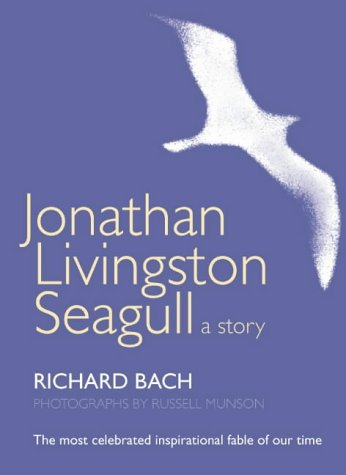 Book cover for Jonathan Livingston Seagull