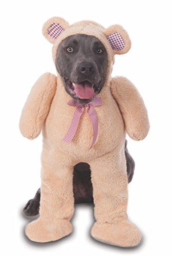 Rubie 's Big Dog 's Walking Teddy Bär Pet Kostüm, XXXL
