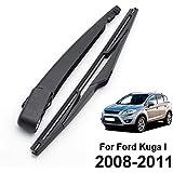 Xukey - Juego de limpiaparabrisas trasero y brazo para Kuga MK1 2008 2009 2010 2011 (