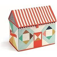 Preisvergleich für Djeco Spielzeugbox House