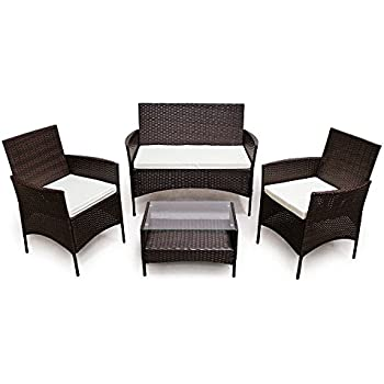 allibert lounge set polyrattan victoria balkon. Black Bedroom Furniture Sets. Home Design Ideas