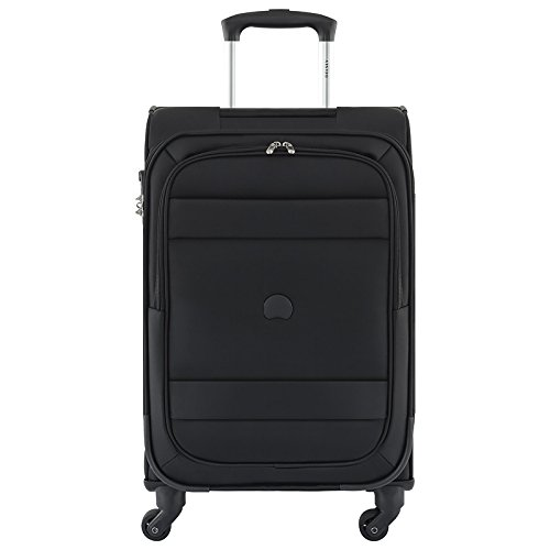 DELSEY PARIS INDISCRETE Koffer, 78 cm, 118 liters, Schwarz (Noir)