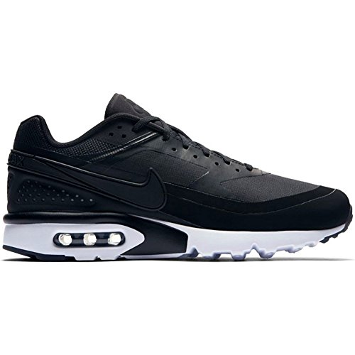 Nike Herren Air Max BW Ultra Sneakers Black/White (Schwarz)
