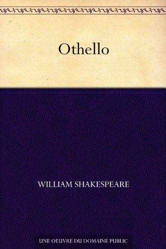Couverture du livre Othello