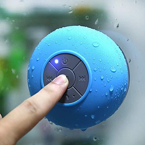 Portable Wireless Bluetooth Speaker - Shower Speaker