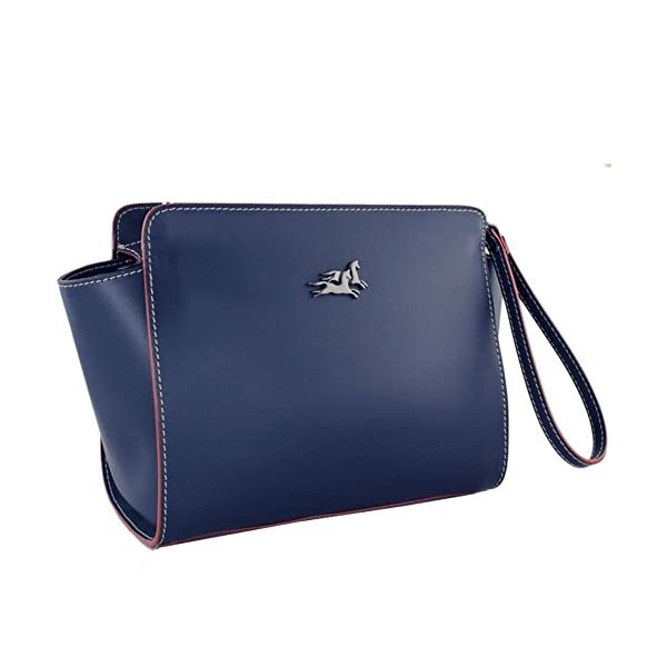 Leather Mini bag Barbara - handmade-bags