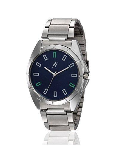 Yepme Travan Men's Watch - Blue/Silver - YPMWATCH2294 image