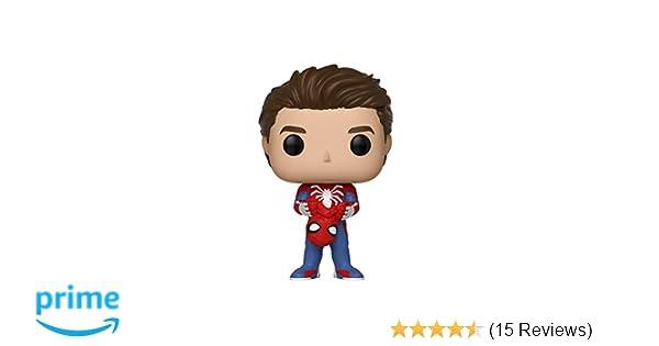 Marvel-Spider-Man 30633 Games Unmasked Pop Vinyl Figure Action- & Spielfiguren