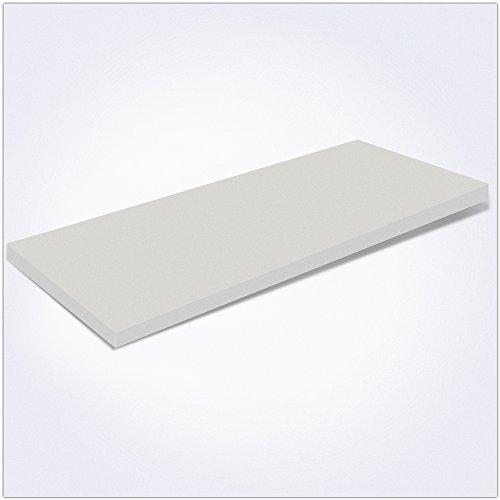 MiaSuite Ailime Topper Memory Foam per materasso Singolo 80 x 190 x 5 cm comprare on line