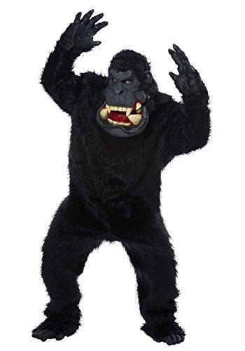 (Goin' Bananas! Gorilla Adult Fancy dress costume Standard)