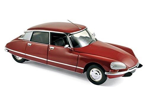 Norev-181568-CITROËN DS 23Pallas-1973-Echelle 1/18-Rot Massena - Citroen Modell