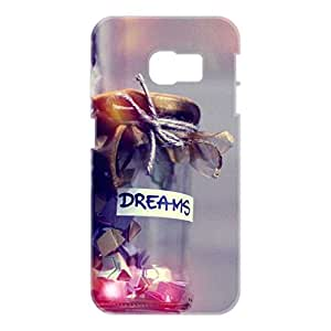 a AND b Designer Printed Mobile Back Cover / Back Case For Samsung Galaxy S6 Edge (SG_S6Edge_3D_1408)