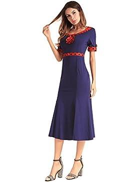 Moda Vestido | Vestido para mujer Las mujeres en Europa y América vestir ropa de mujer | Profesionales | cola...