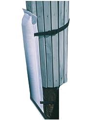 Taylor hizo productos perímetro extraíble Post Dock parachoques - RPB4.45, Largo , 4.5-Foot