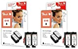 Peach PI100-202 Ink Cartridge for Canon