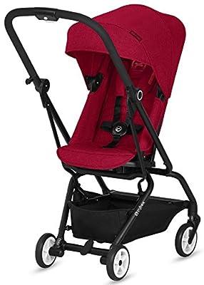 CYBEX Gold Buggy Eezy S Twist, 360° Rotierbare Sitzeinheit, Ultrakompakt, Ab Geburt bis 17 kg
