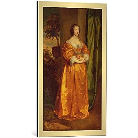 Quadro con cornice: Anthony van Dyck