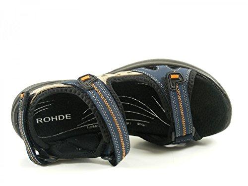 Rohde 5686 Ravenna Sandali donna Blau