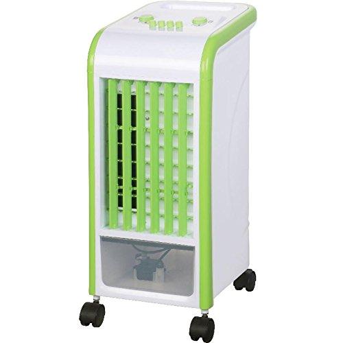 Syntrox Germany 4 in 1 Luftkühler Ventilator Luftbefeuchter Luftreiniger Klimagerät Grün