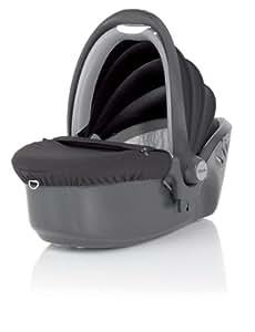 Siège auto Baby Safe Sleeper Romer Neon Black Groupe 0