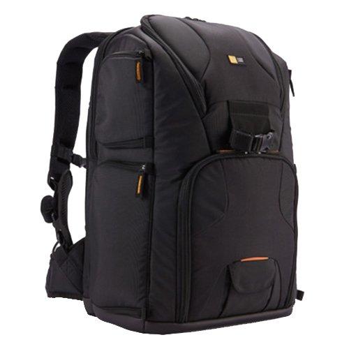 Case Logic KSB102 Professional DSLR Sling Backpack Kamerarucksack (Large) Schwarz Case Logic Slr Sling