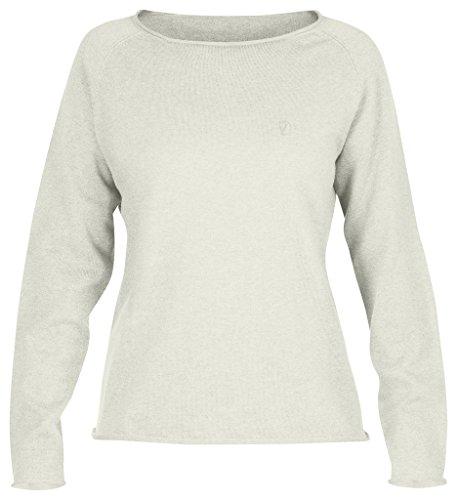 Fjällräven Damen oevik Sweater W. Pullover & felpe Grigio