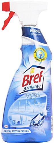 Bref - Brillante, Detersivo Vetri, 750 ml