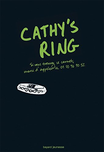 CATHY'S RING - T3 - (2015)