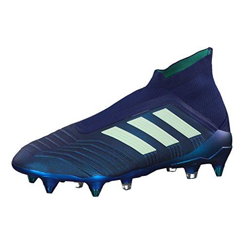 adidas Herren Predator 18+ SG Fußballschuhe Blau (Uniink/Aergrn/Hiregr Uniink/Aergrn/Hiregr)