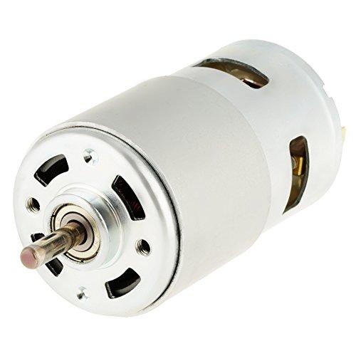 775 12V 12000 RPM Elettrico Piccolo Micro Motore ad alta velocità in miniatura DC Brushless Motor per Electric Power Too