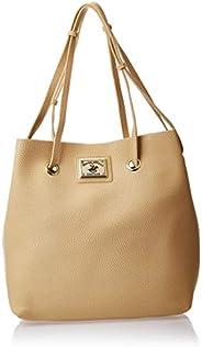 BHPC Womens Satchel Bag, CAMEL - BHL3026
