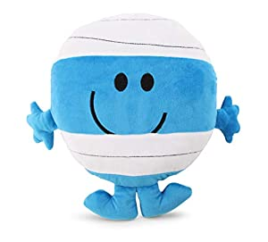 Mr Men Little Miss 1205 Mr Bump - Peluche térmico, Color Azul