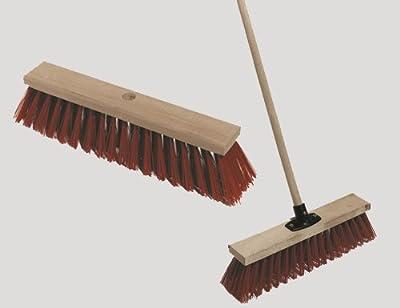 Straßenbesen Flachholz Elaston 29 cm