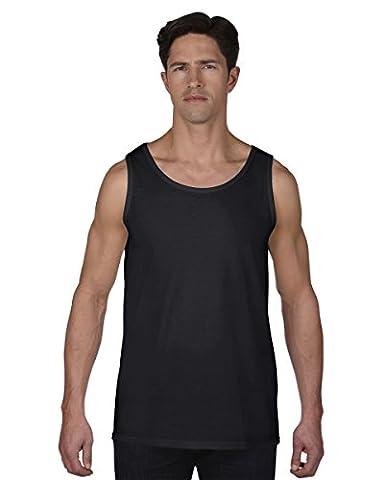 Anvil Mens Fashion Basic Tank Top / Sleeveless Vest (XL)