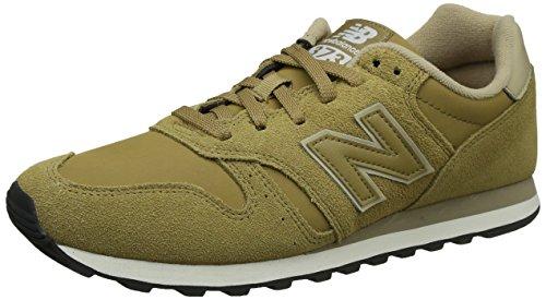 New Balance ML373, Zapatillas para Hombre, Marrón Linseed/Incence Mtm, 42.5 EU