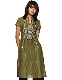 ccaf7838ebfc85 Short Sleeve Women s Kurtas   Kurtis  Buy Short Sleeve Women s ...