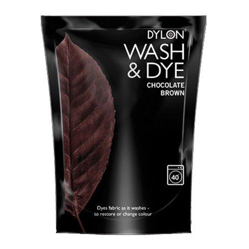 Dylon Wash Dye-Machine &Chocolate Brown 7400410104 1 x 2 Stück) (Wash Brown Jeans)